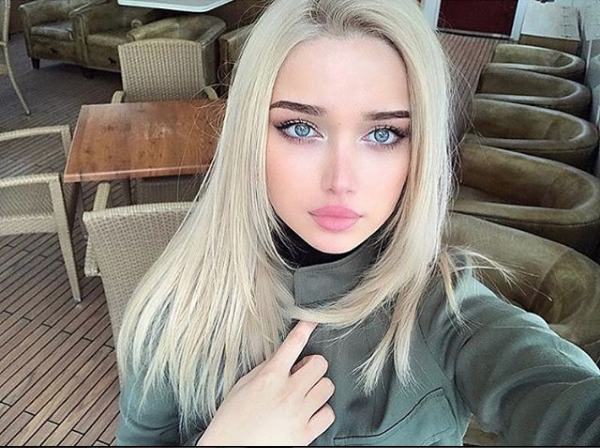 Real Russian girl from Smolensk